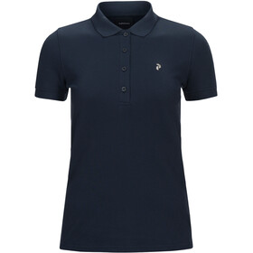 Peak Performance Classic - T-shirt manches courtes Femme - bleu